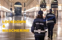 LOCKDOWN E MASCHERINE: COME COMPORTARSI CON LE FORZE DELL'ORDINE